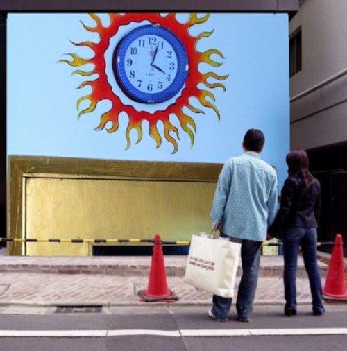 天地绘手绘墙画——让你的房子更漂亮!(组图)