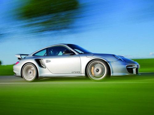 保时捷911GT2 RS