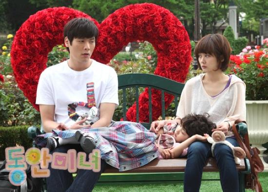 《童颜美女》也以自身最高收视率和happy ending画上了全剧终的句号