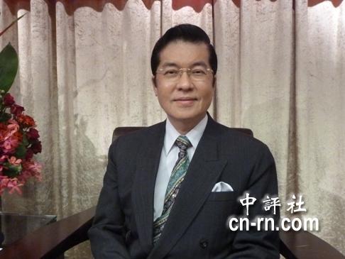 张荣恭表示,蔡英文分化族群的手法,就和当初的陈水扁一模一样,让人感觉到蔡英文只是陈水扁的分身。(中评社资料照)