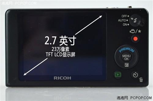 理光PX背面LCD显示屏