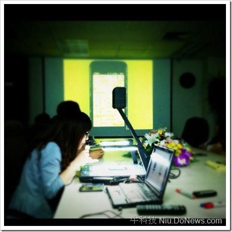 小米公司办公环境探营 小米手机真机曝光
