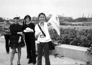 上世纪90年代中期,汕头市民参团出游已成时尚.
