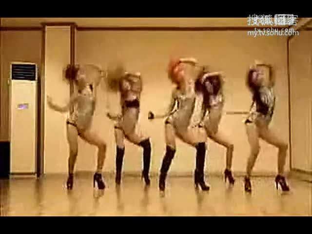 视频:韩国性感长腿美女组合上演撩人舞蹈