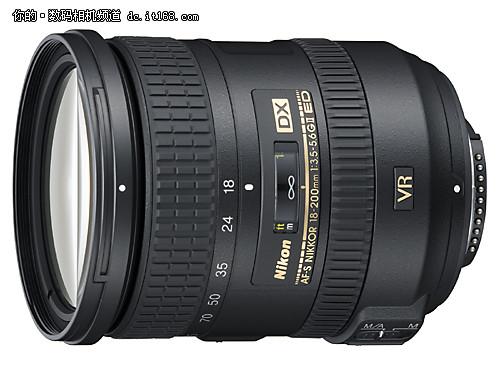尼康18-200mm f/3.5-5.6G ED VR II