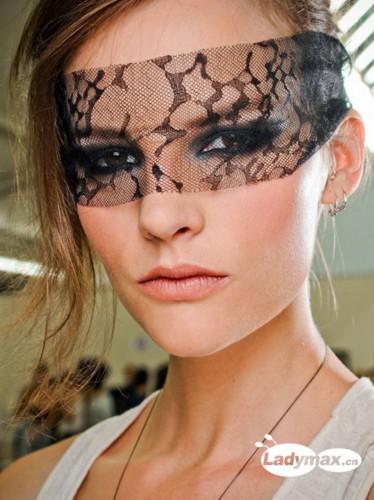 舞台欧式复古创意眼妆