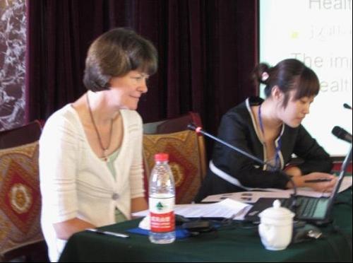 中澳生殖健康与人权保护培训班在宁夏举行(组