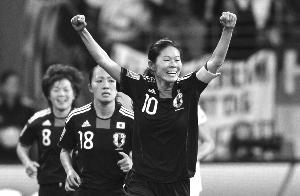 泽穗希是日本女足的绝对核心