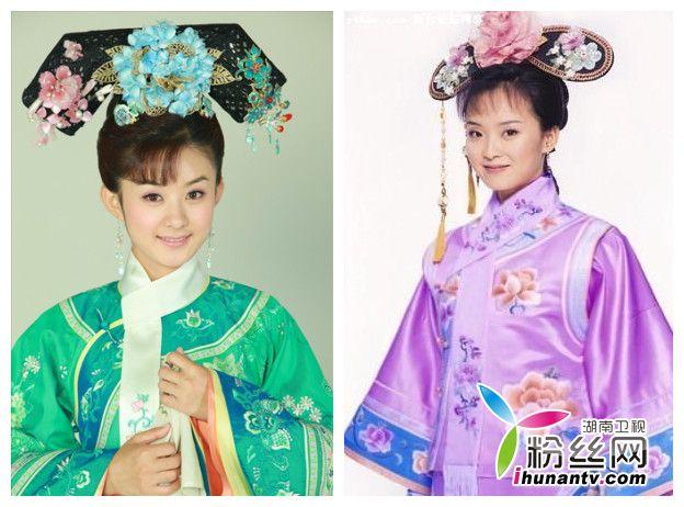 赵丽颖版新《还珠格格》与王艳版《还珠格格》两个晴儿谁更惊艳?
