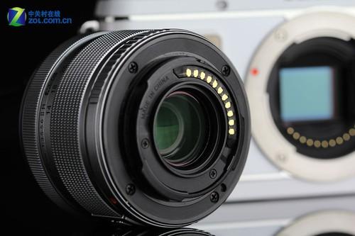 奥林巴斯E-P3镜头