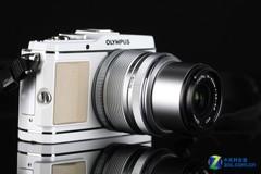 奥林巴斯E-P3镜头伸缩对比