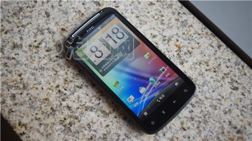 双核手机HTC G14 Sensation