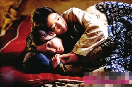 《雪花秘扇》中,女书维系着李冰冰与全智贤一生的情谊