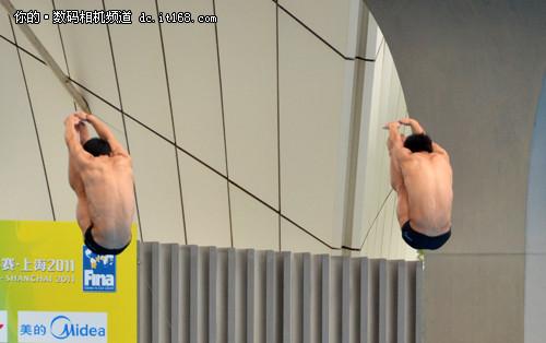 中国队~~只拍到了空中的背影,最终无悬念夺冠