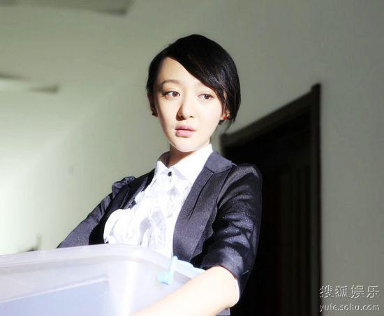 电影《凝眸》女一号 王紫潼剧照