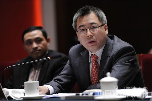委_中国气候变化首席谈判代表,国家发改委应对气候变化司司长苏伟