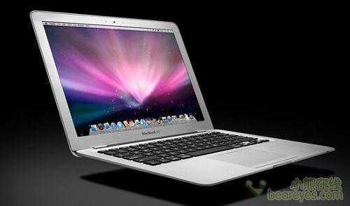 测试显示新MacBook Air性能提升达2倍