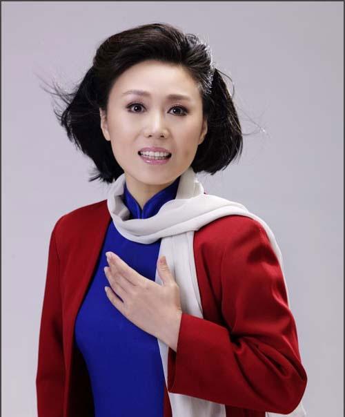 吴琼现身《江姐》彩排 黄梅戏与京剧歌剧玩混搭图片