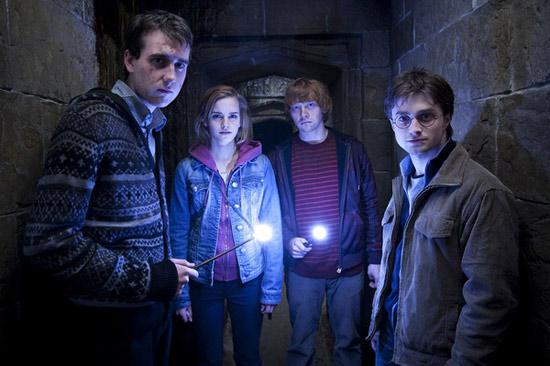 《哈利-波特与死亡圣器(下)》剧照
