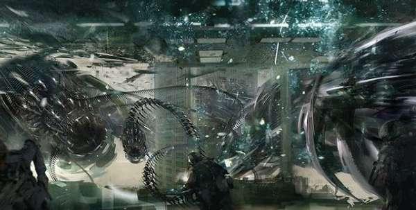 《变形金刚3》剧照(组图)