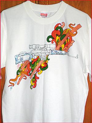 手绘t恤:把创意穿在身上(图)