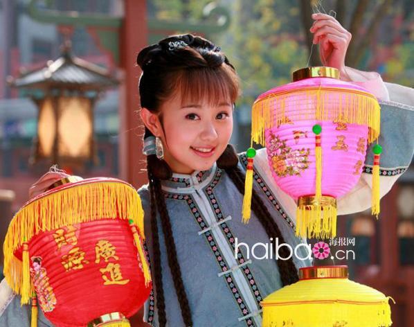 女人新闻滚动_搜狐资讯  所饰演的《新还珠格格》中的 金锁