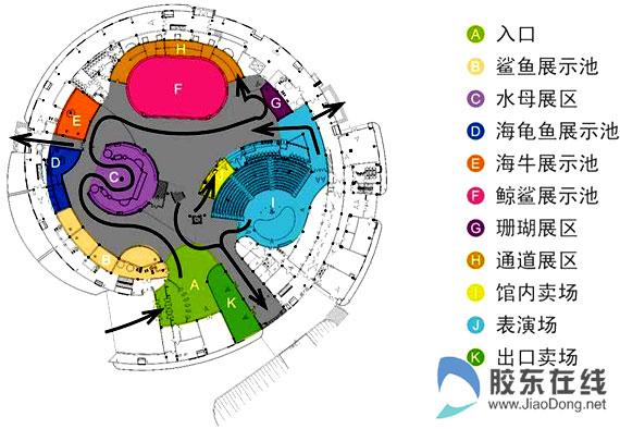 武汉动物王国规划图