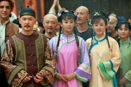新还珠格格搜狐版_新《还珠格格》:剧情有创新 老演员镇场-搜狐娱乐
