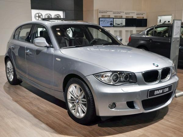 精致SUV的诱惑 进口宝马1系最低22.3万