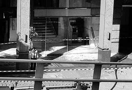 澳门新口岸国际中心发生爆炸