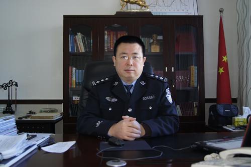 局_富县公安局局长马力