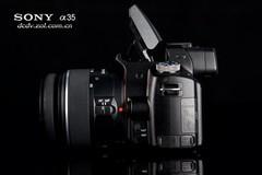 1620万像素高性能单电 索尼A35评测首发