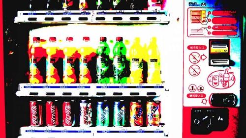 分色(彩色)照片效果模式下样片