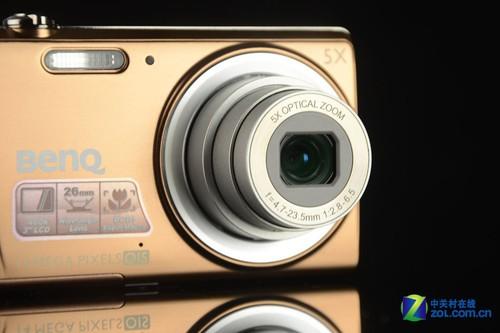 明基S1430镜头参数