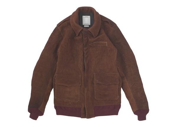 visvim 2011秋冬 外套类&针织类单品 完整一览