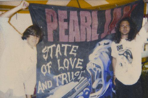 Pearl Jam(珍珠酱)乐队
