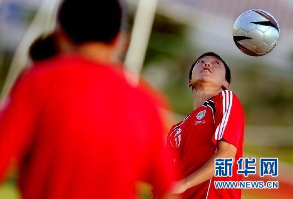 国足世界排名上升2位 预定2014世预赛20强赛