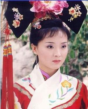 王艳,在《还珠格格》第二部中饰演晴儿而被人们所熟知的影视演员. 图片