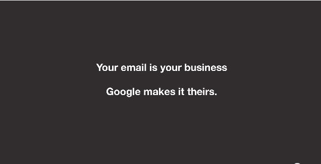 """微软发布""""GMail Man""""广告揭露GMail利用个人信息"""