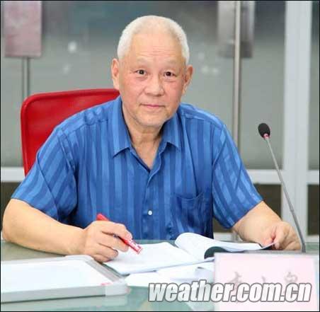 中国天气网首席专家李小泉