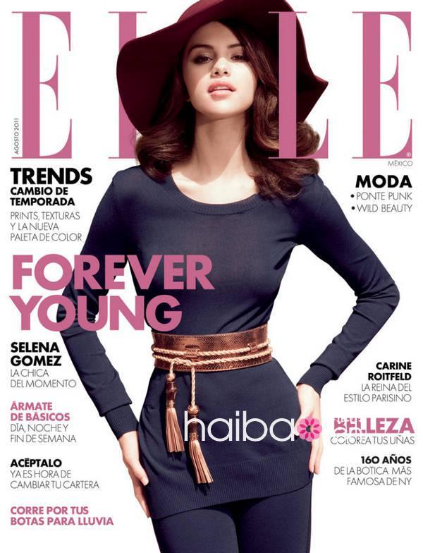 8,9月号的欧美时尚杂志是好莱坞中生代和新生代众个性美女明星们的图片