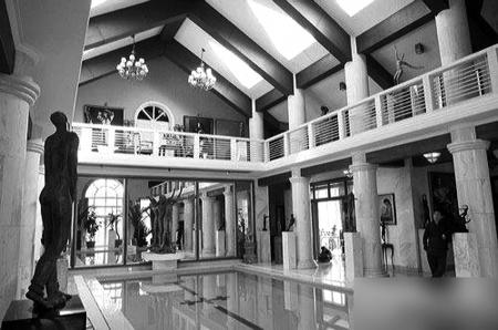 内部游泳池