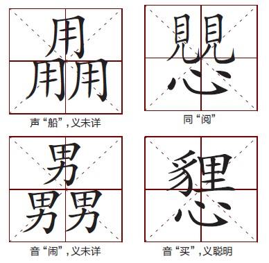 笔画最多的汉字您知道是哪个字吗