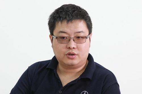 新京报汽车版主编 何醒言