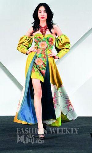2011首届中国青年设计师时装周(组图)