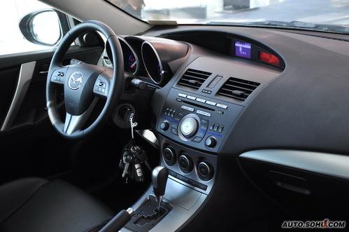 国产新马自达3预计明年1月上市
