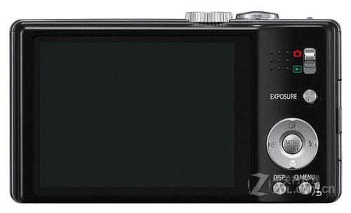 图为:松下数码相机ZS8