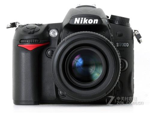 尼康单反相机D7000-6张连拍 全高清视频 尼康D7000单机降价