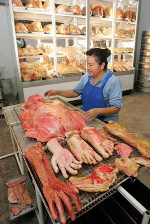 一是人体_盘点全球诡异食物:日本用美少女粪便制成金粒餐(图)-搜狐滚动