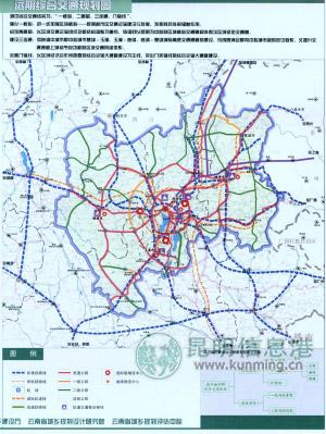 《规划》明确提出,结合国家高铁网络中第四横上海—长沙—贵阳—昆明
